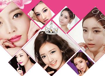 韩式定妆就业课程