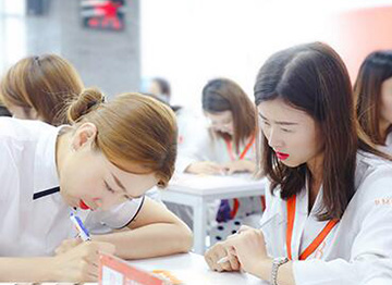 韩式定妆速成就业班