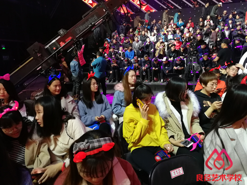 良径学员 北京良径艺术学校 学员参加《我要上春晚》
