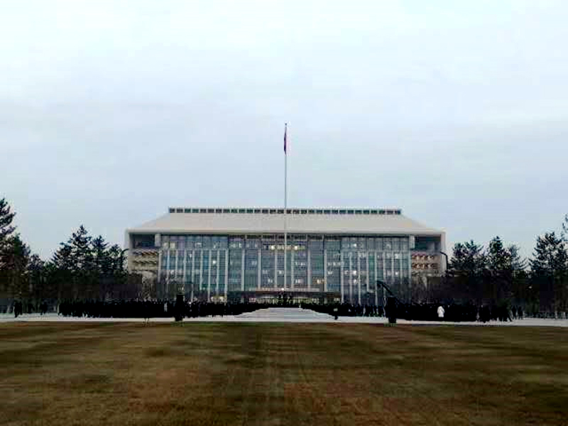 北京市级行政中心正式迁 入通州副中心