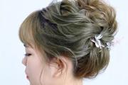 日系新娘造型,后发区该如何打造?