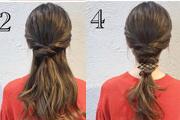 清明假期出去玩,这几款发型让你更美!