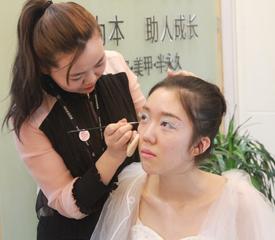 良径化妆学校森林女王造型视频