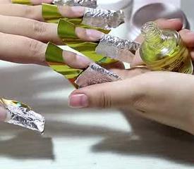 北京良径艺术学校美甲公开课程视频
