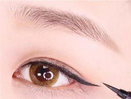 日常妆画法3