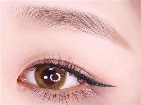 日常妆画法4