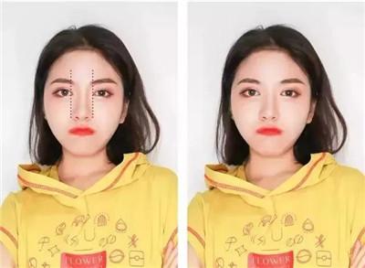 3个画眉技巧1