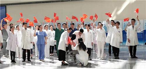 北京良径化妆造型学校 学员实习活动1