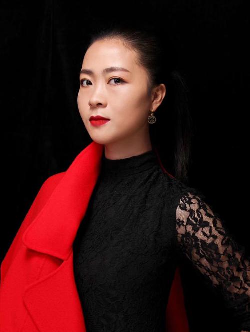 北京良径化妆造型学校 明星学员