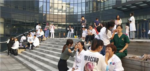北京良径化妆造型学校外出实习4