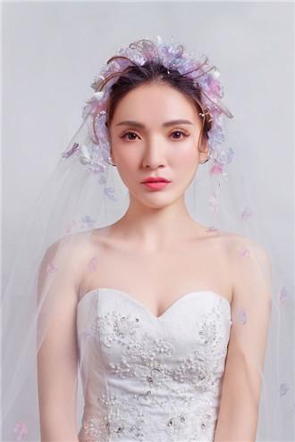 北京亚博app苹果版下载亚博体育官网软件下载造型学校 学新娘跟妆1