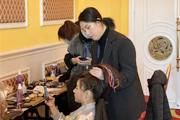 """良径化妆学校受邀为""""2020搜狐畅游年会""""化妆造型"""