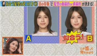 不同脸型适合的发型19