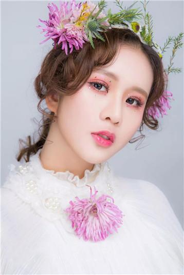 北京良径化妆培训  学化妆
