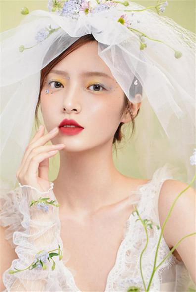 北京良径化妆培训  新娘妆