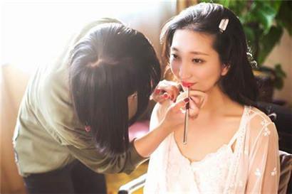 北京良径化妆培训 化妆培训班