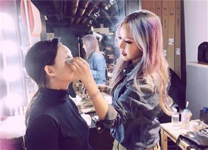 良径化妆培训学校 化妆培训