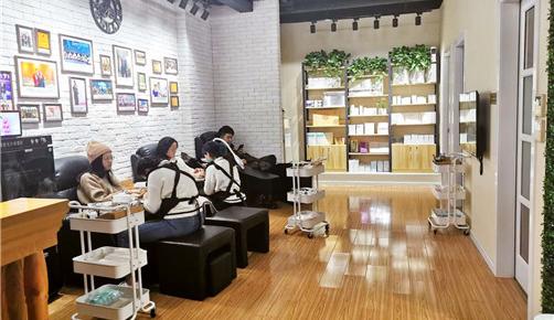 北京良径化妆学校 美甲美睫美容店长招聘