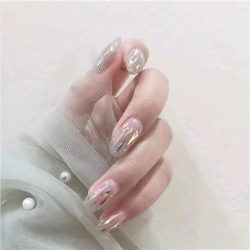 椭圆形指甲12