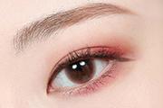 超美的粉色系眼妆教程图解!新手化妆必看!