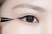 4个技巧把眼睛画得超显大,还不赶紧试试