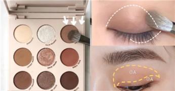 眼妆步骤1