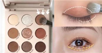 眼妆步骤2