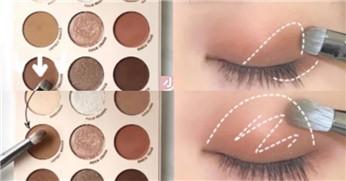 眼妆步骤3