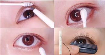 眼妆步骤4