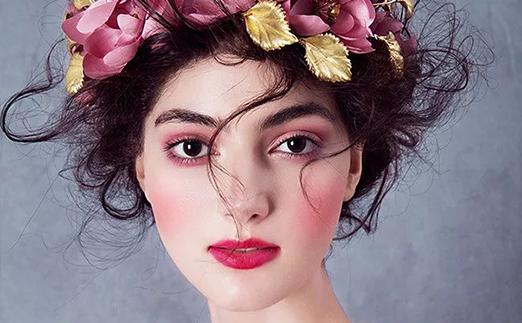 通州北关哪个化妆培训比较好 新娘妆作品