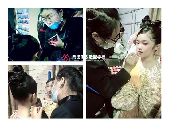 良径学员参加中国国际时装周之羋白品牌童装实践活动6