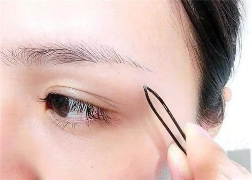3分钟教你画眉会这样画眉的女人都变美了 步骤五
