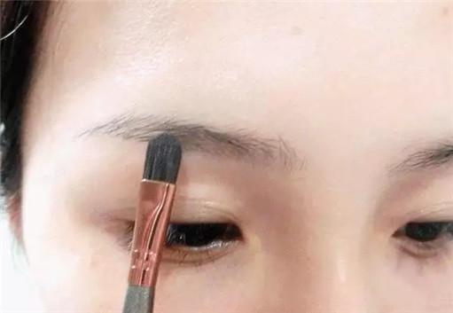 3分钟教你画眉会这样画眉的女人都变美了 画眉步骤一