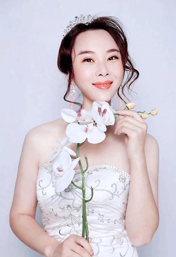 清新韩风唯美新娘