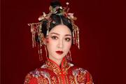 良径作品 最美新中式新娘妆