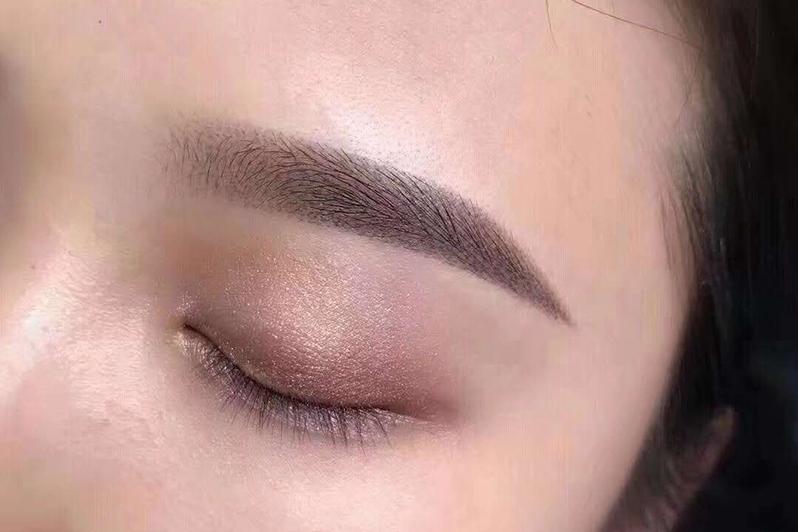 纹绣知识攻略,教你操作出好看的眉毛