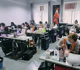 良径美甲班练习时间 北京通州美甲美睫培训学校