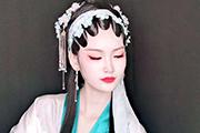 北京化妆学校良径古风作品分享